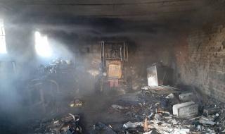 Pożar w domu druha OSP Lubocz wyrządził duże straty. Jego koledzy zorganizowali zbiórkę pieniędzy